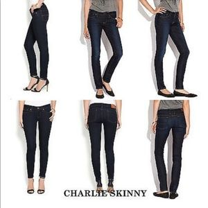Lucky Brand Jeans - Lucky Brand Low Rise Charlie Skinny Jeans Size 2